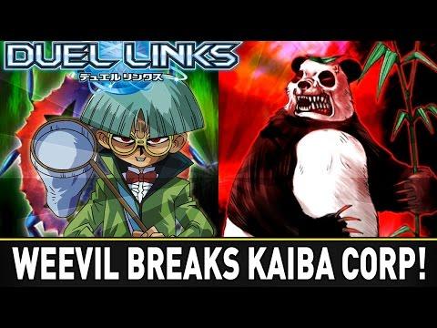 Weevil Breaks Kaiba Corp [Top 500] | YuGiOh Duel Links Mobile w/ ShadyPenguinn