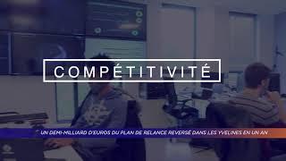 Yvelines   Un demi-milliard d'euros du plan de relance reversé dans les Yvelines en un an