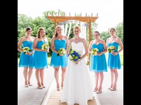 The Wedding of Bailey Crawley and Kurtis Sander, Full DVD