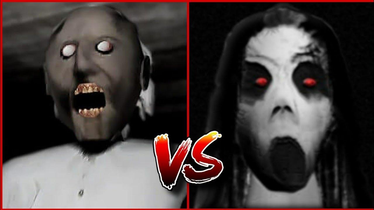 Granny + Slendrina Asylum Horror Games