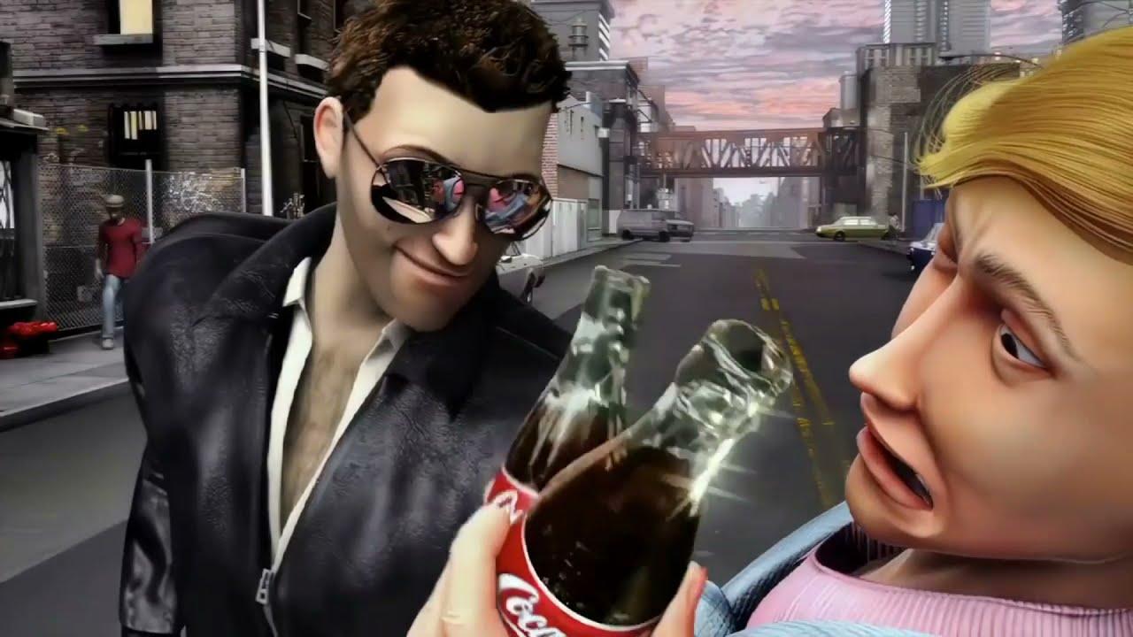 GTA Coca Cola Meme