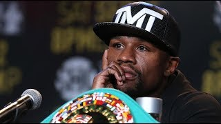 FLOYD MAYWEATHER RETURNS TO FIGHT AFTER NOT MAKING FORBES LIST ?