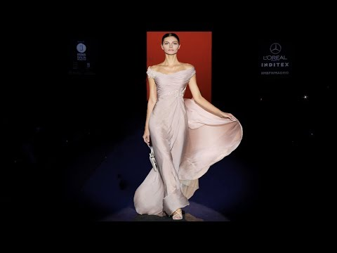 Hannibal Laguna | Spring/Summer 2018 | Mercedes-Benz Fashion Week Madrid