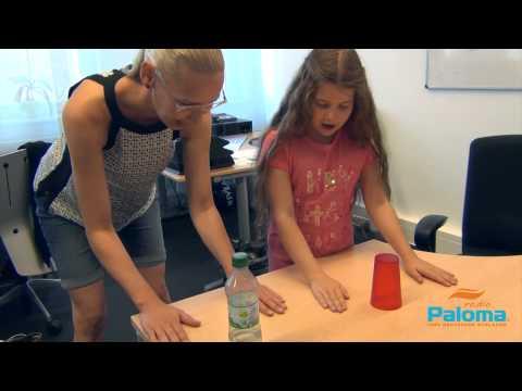 Radio Paloma - Larissa Felber (The Voice Kids) erklärt den Cup Song!
