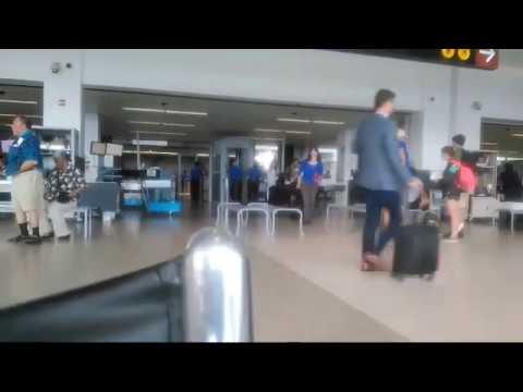SEATAC TSA Checkpoint