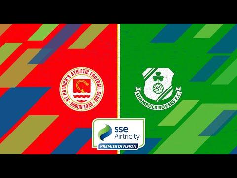 Premier Division GW28: St. Patrick's Athletic 0-1 Shamrock Rovers