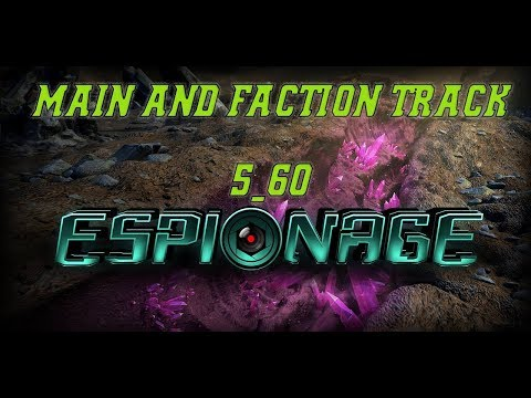 WAR COMMANDER Operation: Espionage Main And Faction Track 5_60 Simple And Easy
