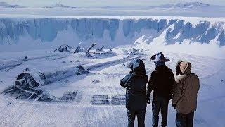 Seltsame Dinge, die in der Antarktis gefunden wurden!