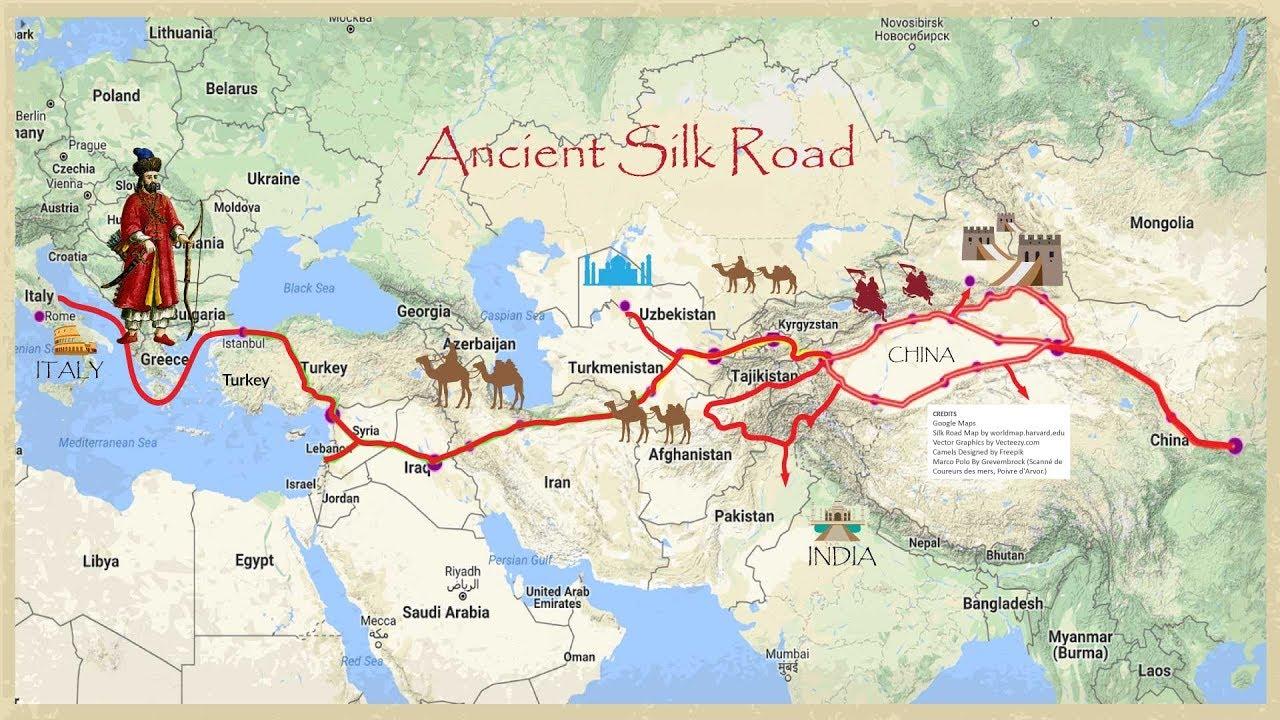 Home - Silk Road Festival