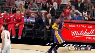 NBA 2K16 - Los Angeles Lakers vs. Los Angeles Clippers