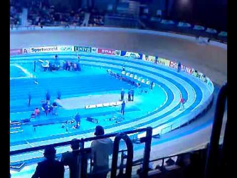 60 meter sprint horden indoor in apeldoorn