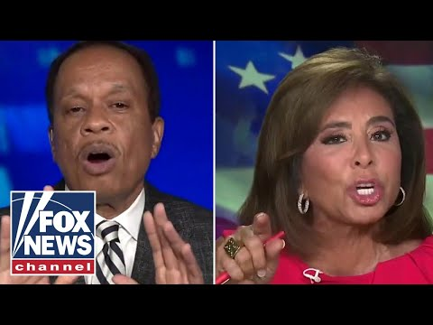 Judge Jeanine gets into heated argument with Juan over Goya boycott
