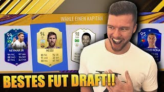 FIFA 19: MEIN BESTES FUT DRAFT 🌟🌟