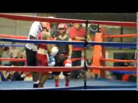 covington boxing