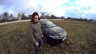 Обзор Тест-Драйв Honda Accord TaypeS 2.4AT 190л.с 2007г