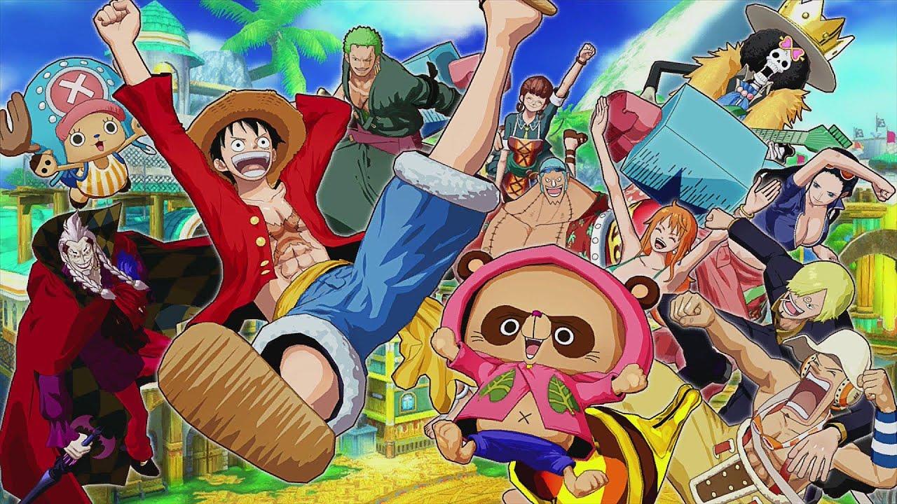 Alle One Piece Folgen Deutsch