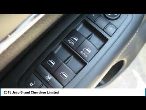 2015 Jeep Grand Cherokee Gainesville GA G943079A