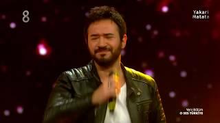 Tora Çolak - Gitme   O Ses Türkiye
