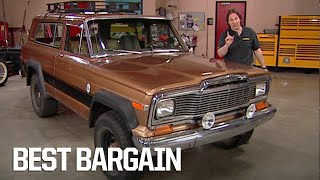 What Vehicle Is The Best Bargain For A Used 4x4? - Trucks! S7, E14