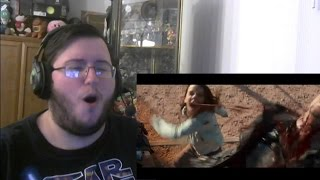 Gors Logan Official Red Band Trailer #2 Reaction/Review