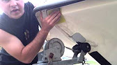 How To Remove Scuff Marks Off Your Boat Amazingly Easy YouTube - Lund boat decals easy removalboat decal removal youtube