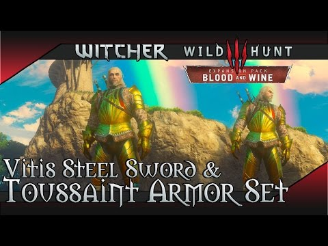 Toussaint Armor Location | Witcher 3 Blood and Wine
