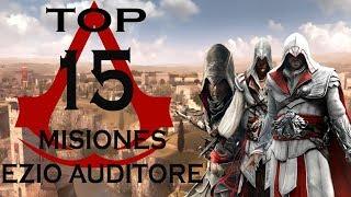 Nuestro TOP 15 Mejores Misiones Assassin