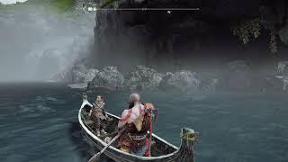God of War Get Stone Falls Treasure Map