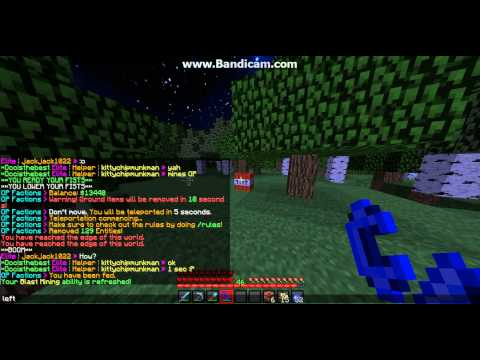 How To Use Blast Mining MCMMO