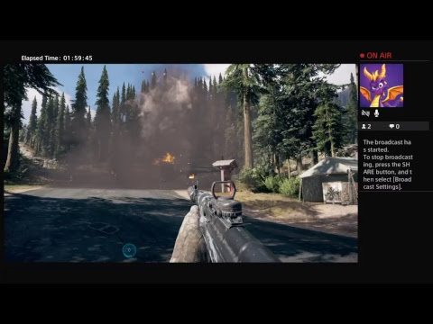 Playing Far Cry 5 Ep. 4 Jacob Seeds Territory NorthWest Start Location
