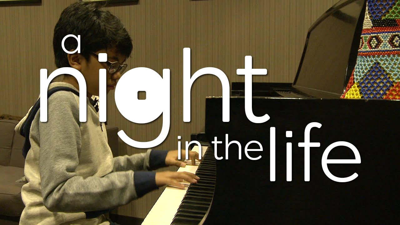 A NIGHT IN THE LIFE: Joey Alexander (PART TWO)