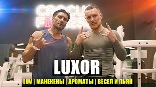 Luxor - о спорте, музыке, алкоголе и ...