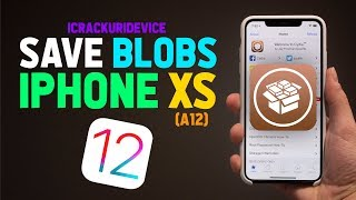 How To Save Shsh Blobs Ios 12 1