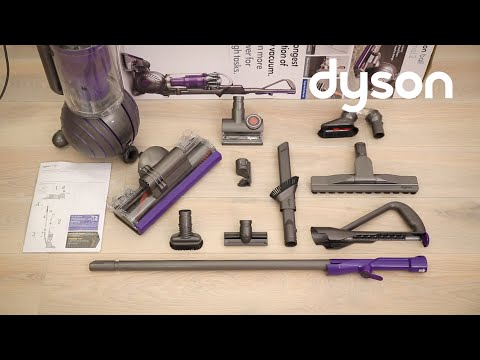 Dyson Ball™ Multi Floor 2 and Dyson Ball™ Animal 2 - Getting started (US)