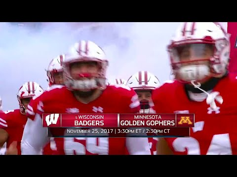 Week 13 Football Preview: Wisconsin at Minnesota