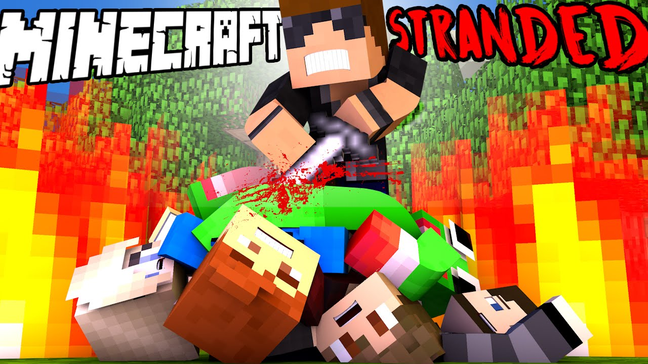 THE END?! - Minecraft Stranded - Minecraft Roleplay #19