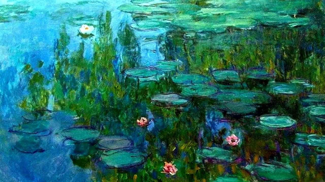 Danses Pour Harpe Ú° Ú¿Ú° Ú° Ú¿Ú° Nympheas Claude Monet Youtube