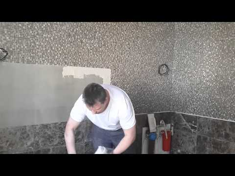 Мозаика на кухне (ЖК Панорама Краснодар)