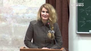 """Презентация клуба """"Деловой этикет и протокол"""". МГИМО. 01.12.2015"""