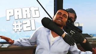 "GTA 5 - First Person Walkthrough Part 21 ""Three"