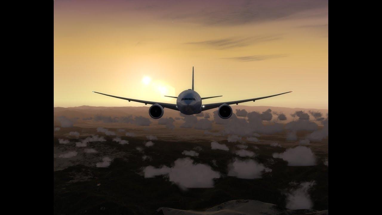 Prepar3d v4 + PMDG 777-300ER - VLLB / VTCN