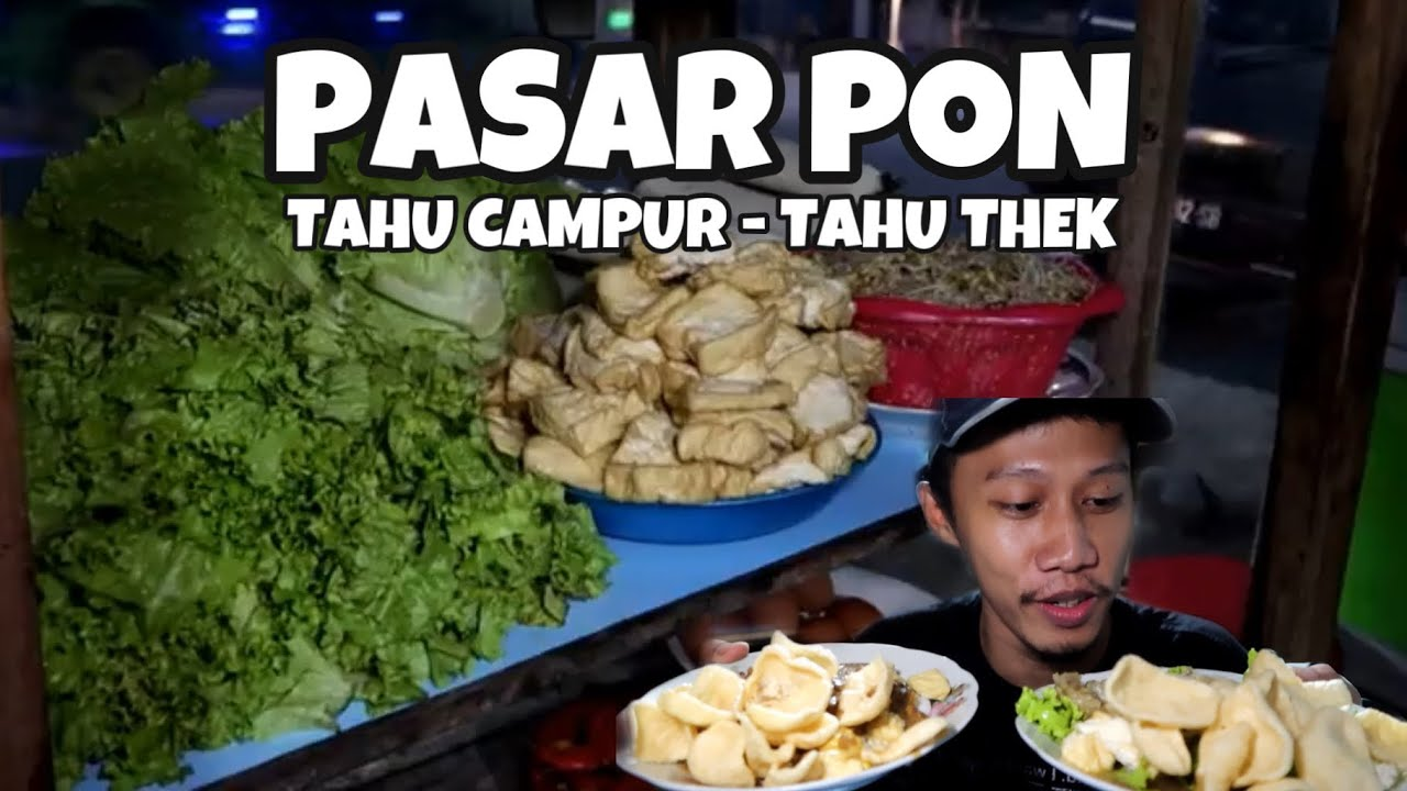 Kuliner khas Lamongan di Ponorogo Tahu Campur Kikil enak