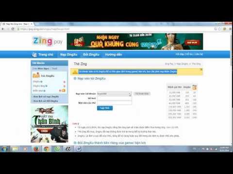 Hack Xu Hack Zing Xu 2014 hack pay.zing.vn An toàn và Tiết Kiệm