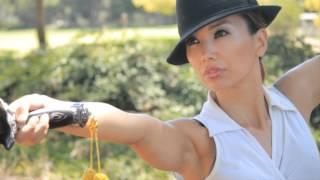 Sayaka Pereira vs Pei Pei Yuan Sword Fight - From Dragon Phoenix Entertainment