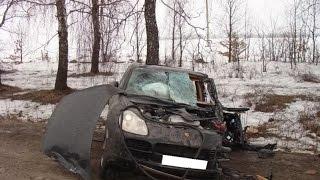 Зима 2017. Подбор жести на дорогах. Аварии и ДТП.