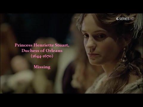 Princess Henriette- Versailles [Isn't someone missing me?]