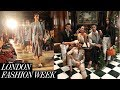 London Fashion Week Shows & Parties // WEEKLY VLOG