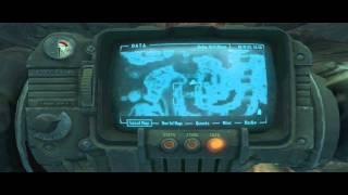 Fallout New Vegas - Unique Displacer Glove - Pushy