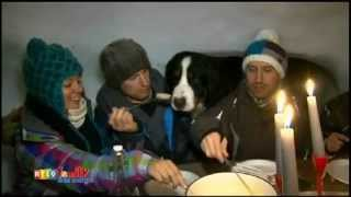 Blacksheep igloo Reportage RTL9