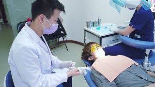 洗牙什么的一点都不可怕!不难受!不出血!不满脑子嗡嗡嗡叫!